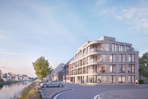 Residentie HOOK, appartement te koop in Veurne