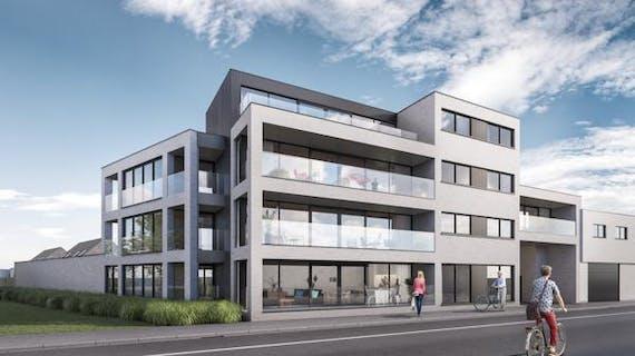 Nieuwbouwproject Legno in Poperinge