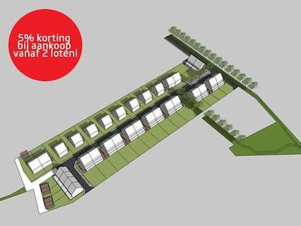 Bouwgrond voor open of halfopen bebouwing te koop in Watou