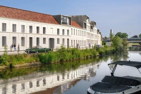 Meerlenhof - stadswoningen