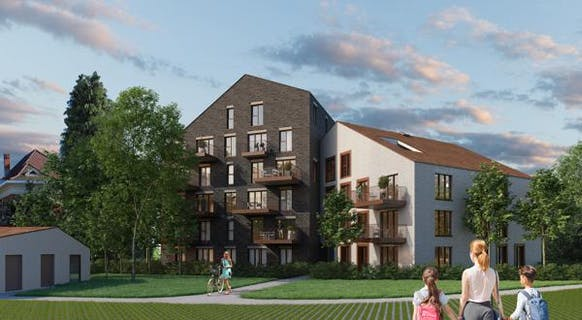 Residentie Rooots te Ronse