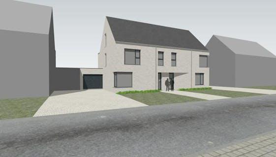 2 prachtige nieuwbouwwoningen te Holleweg in Kalmthout-Nieuwmoer!