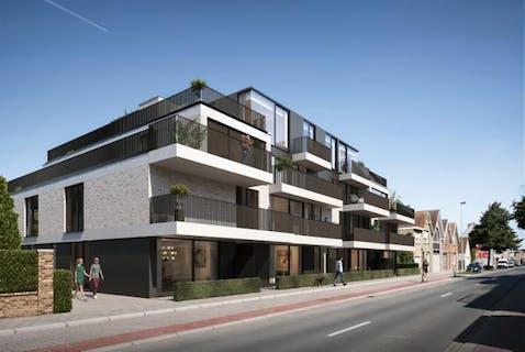 Nieuwbouwappartementen te koop in Veurne