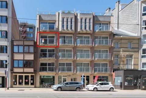 Recent 2 slaapkamer appartement met terras in het centrum van Middelkerke