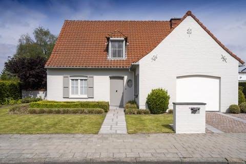 Verzorgde villa te koop op Hoog Kortrijk