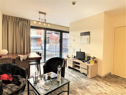 Studio with sleeping corner for sale in the heart of Brussels!