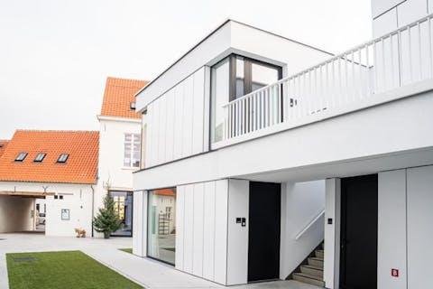 Serviceflat met 1 slaapkamer te Torhout.