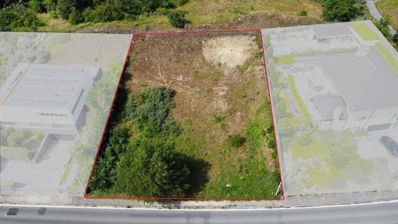 Bouwgrond (1.183 m²) naast natuurgebied in De Panne.