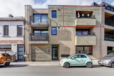Rustig gelegen appartement met terras te Klein-Willebroek