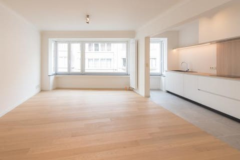 Prachtig gerenoveerd appartement te centrum Oostende