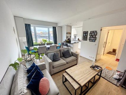 Apartment on Place Flagey in Ixelles