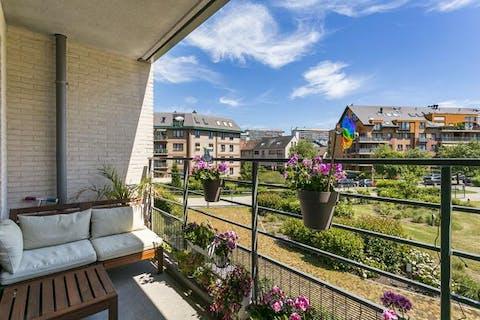 Bel appartement 3 chambres à vendre à Evere