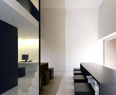 Molenbeek - Brussels duplex office / apartment ± 160 m²