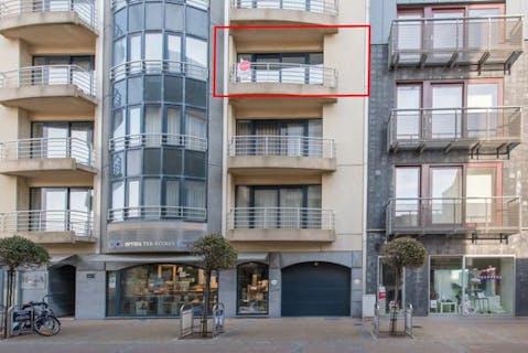 Prachtig appartement met 2 slaapkamers te koop te Bredene