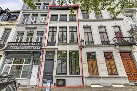 Huis te koop in het centrum van Antwerpen