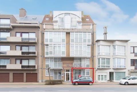 Gelijkvloers 2 slaapkamer appartement met terras