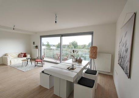 Mooi 3 slaapkamer appartement te Willebroek
