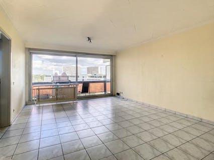 Appartement met twee slaapkamers te koop in Borgerhout.