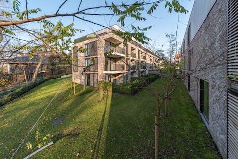 Nieuwbouw assistentieflat met 2 slaapkamers te koop in La Vigie te Koksijde