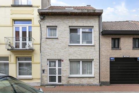 Instapklaar huis in centrum Blankenberge
