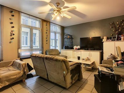 Gezellig appartement te koop in Antwerpen centrum.