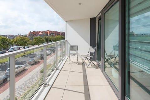 Fantastisch appartement met zonneterras