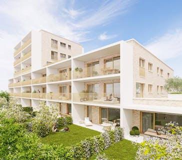 NIeuwbouwappartement met 3 slaapkamers te koop in centrum Ieper