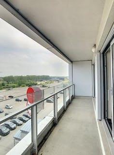 Appartement te koop in Brugge met 2 slaapkamers en 3 terrassen met prachtig zicht