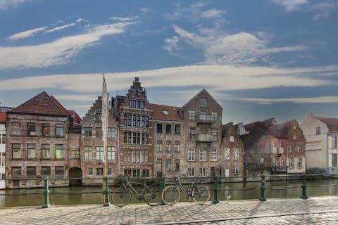 Appartement met karakter op een centrale ligging in Gent