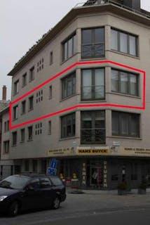 Ruim 2-slaapkamer appartement nabij de Grote markt van Kortrijk