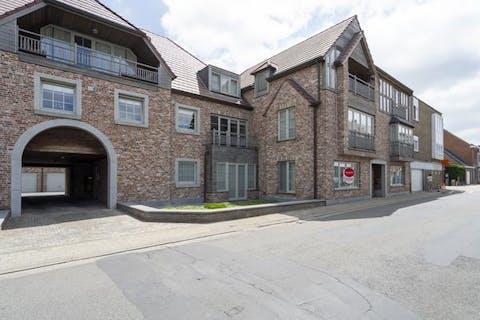Perfect gelegen appartement met 2 kamers in centrum Waregem