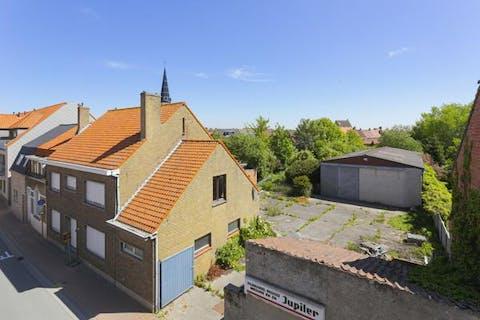 Mooie projectgrond te koop in centrum Westkapelle