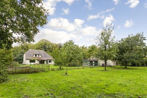 Landelijke villa te koop in rustige omgeving te Hertsberge.