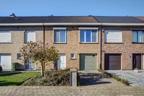 Huis met tuin in Merksem - waarschijnlijk verkocht!