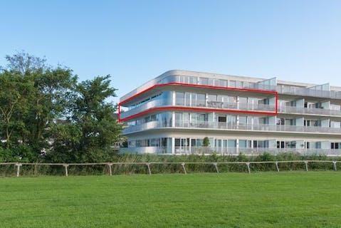 Prachtig appartement met fantastisch uitzicht te Oostende