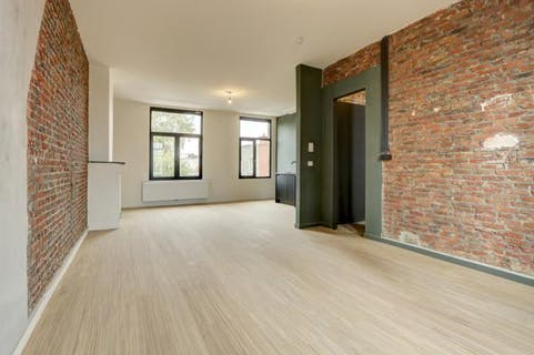 Duplex appartement (90m²) met 2 slaapkamers te Hoboken