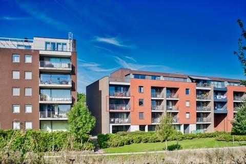 Recent appartement in rustige buurt te Aalter