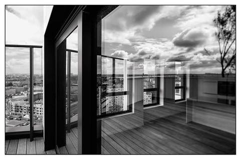 Sublime penthouse with views across Brussels!