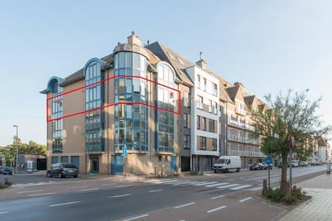 Prachtig 3-slaapkamer appartement (140m²) in het centrum van Middelkerke.