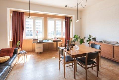 Gerenoveerd appartement met 2 slaapkamers te Oostende