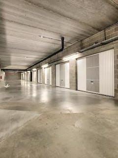 Ruim en vlot toegankelijke garages