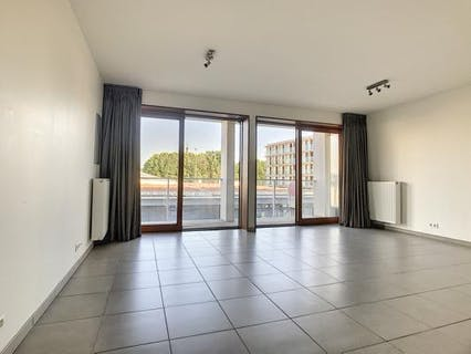 Appartement te huur in Waregem met zicht op het Boekenplein