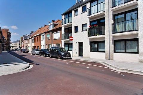 Centraal gelegen éénslaapkamer appartement te Roeselare.