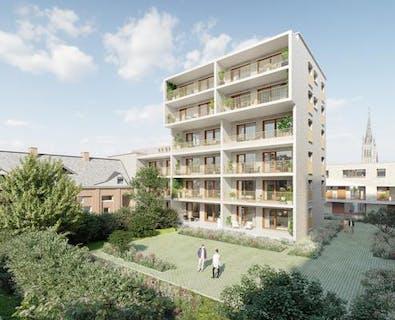 Nieuwbouwappartement (91 m²) in residentie Gloria