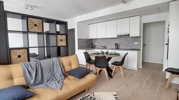 Furnished Studio completely renovated of 44m²