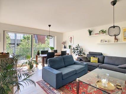 Appartement 2 chambres avec terrasse ensoleillée