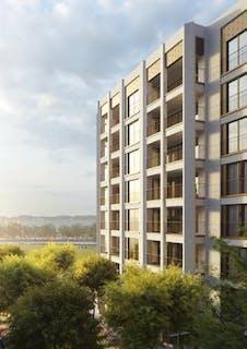 Bel appartement à 2 chambres dans un environnement verdoyant