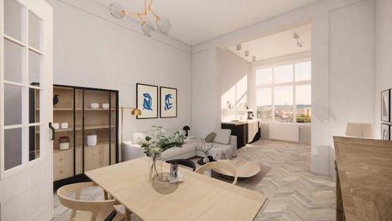 Gerenoveerd appartement te koop in Antwerpen