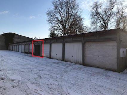 Garagebox te koop in het centrum van Waregem