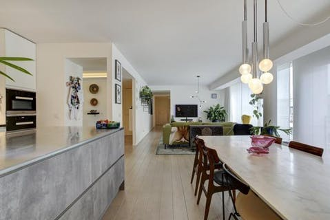 Prachtig appartement op de Frankrijklei te Antwerpen.